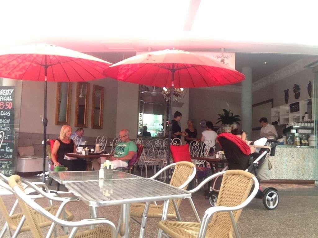Cafe Venice Maroochydore Menu