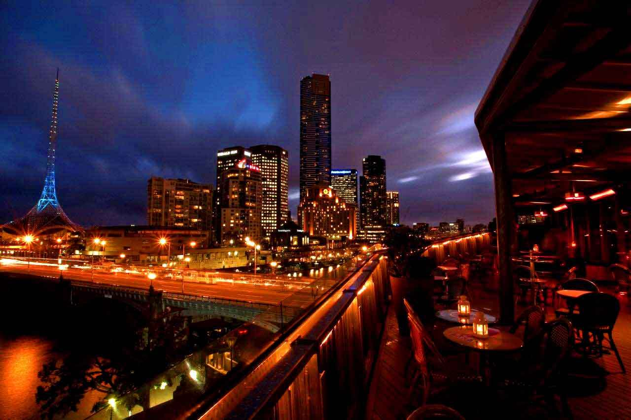 Top 5 Rooftop Bars - Melbourne - Stuck in Transit